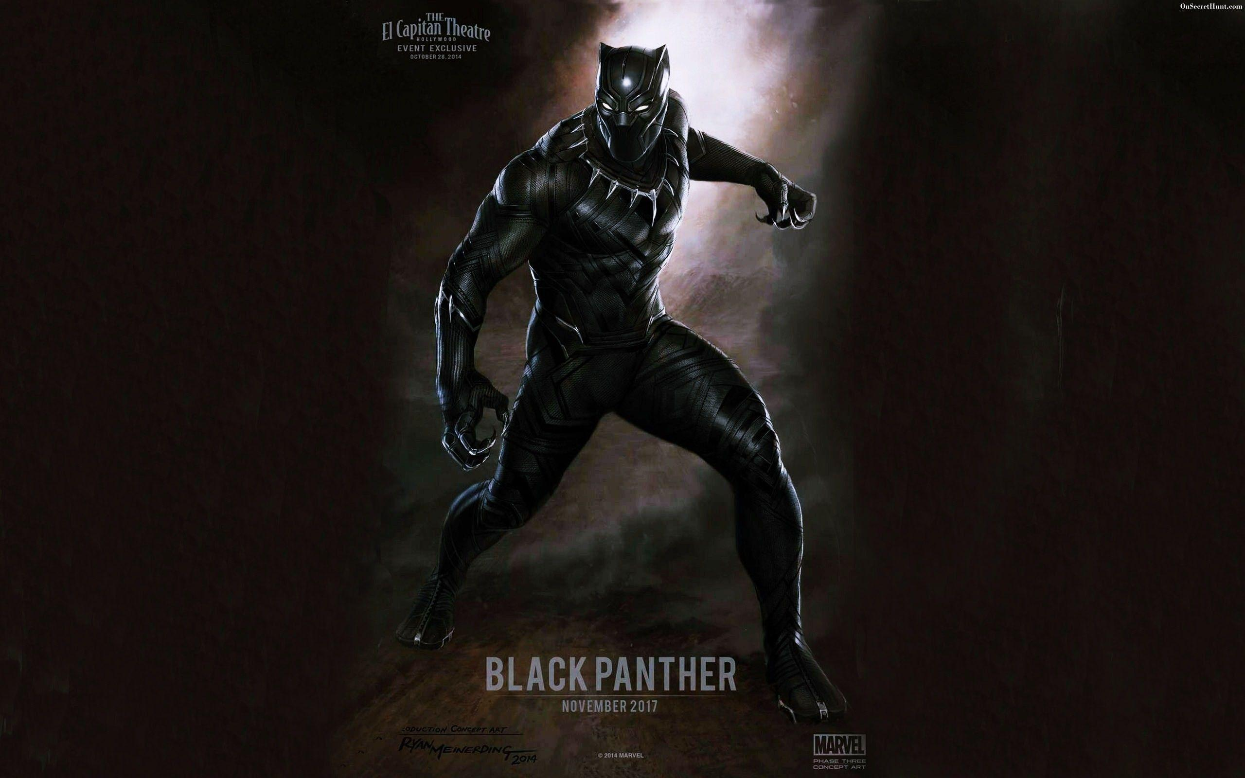 Black Panther Marvel Wallpapers Group