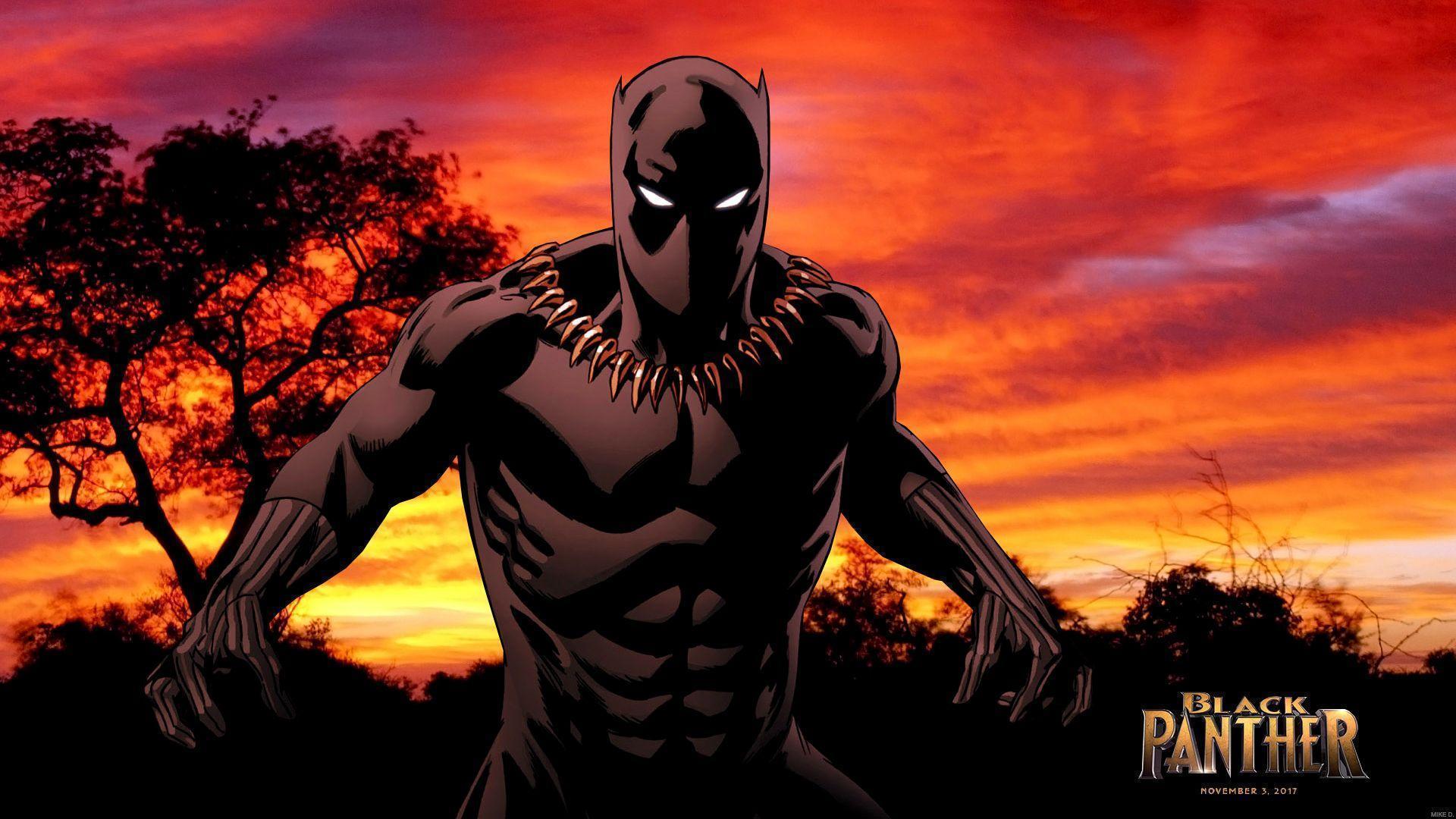 1wallpaper Black Panther Marvel Wallpapers Wallpaper Cave
