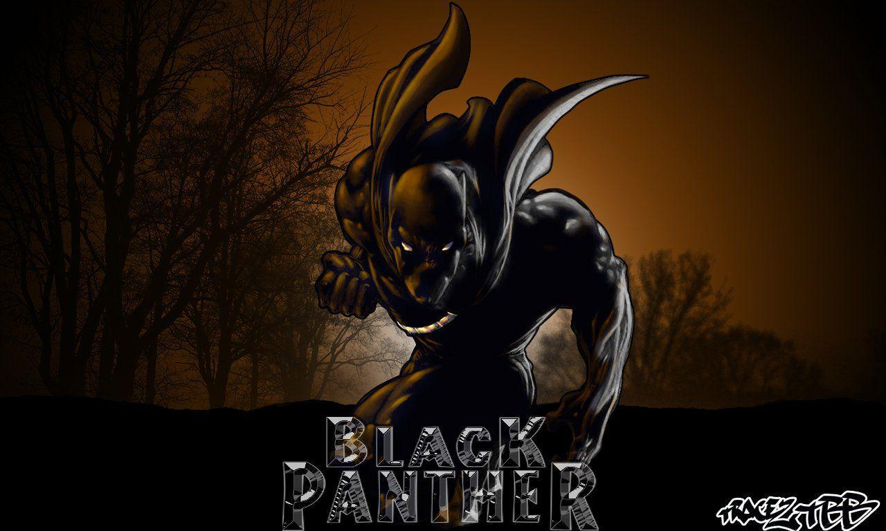 Black Panther Marvel iPhone Wallpapers