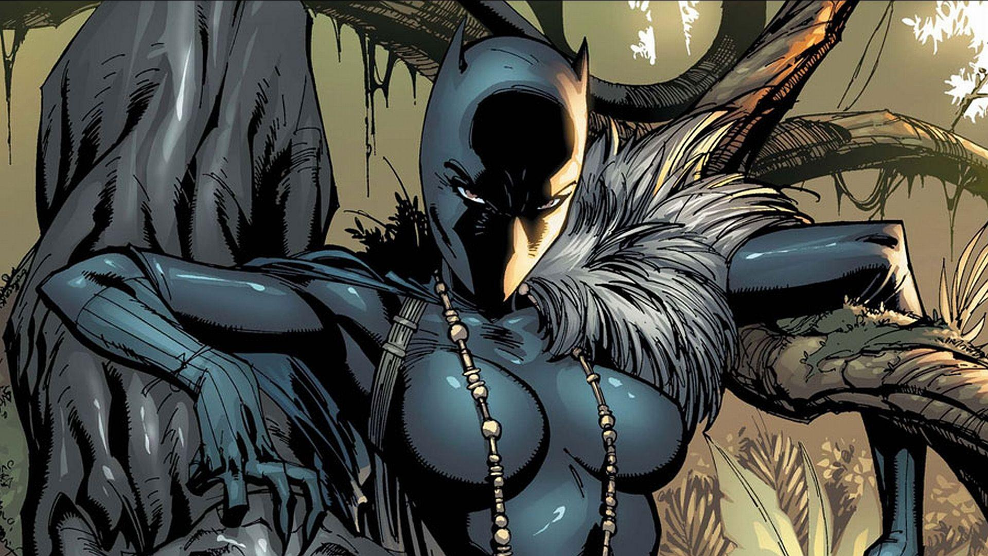 79 Black Panther (Marvel) HD Wallpapers | Backgrounds - Wallpaper ...