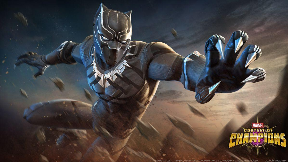 EXCLUSIVE: Civil War&Black Panther Comes to Marvel Games Lineup