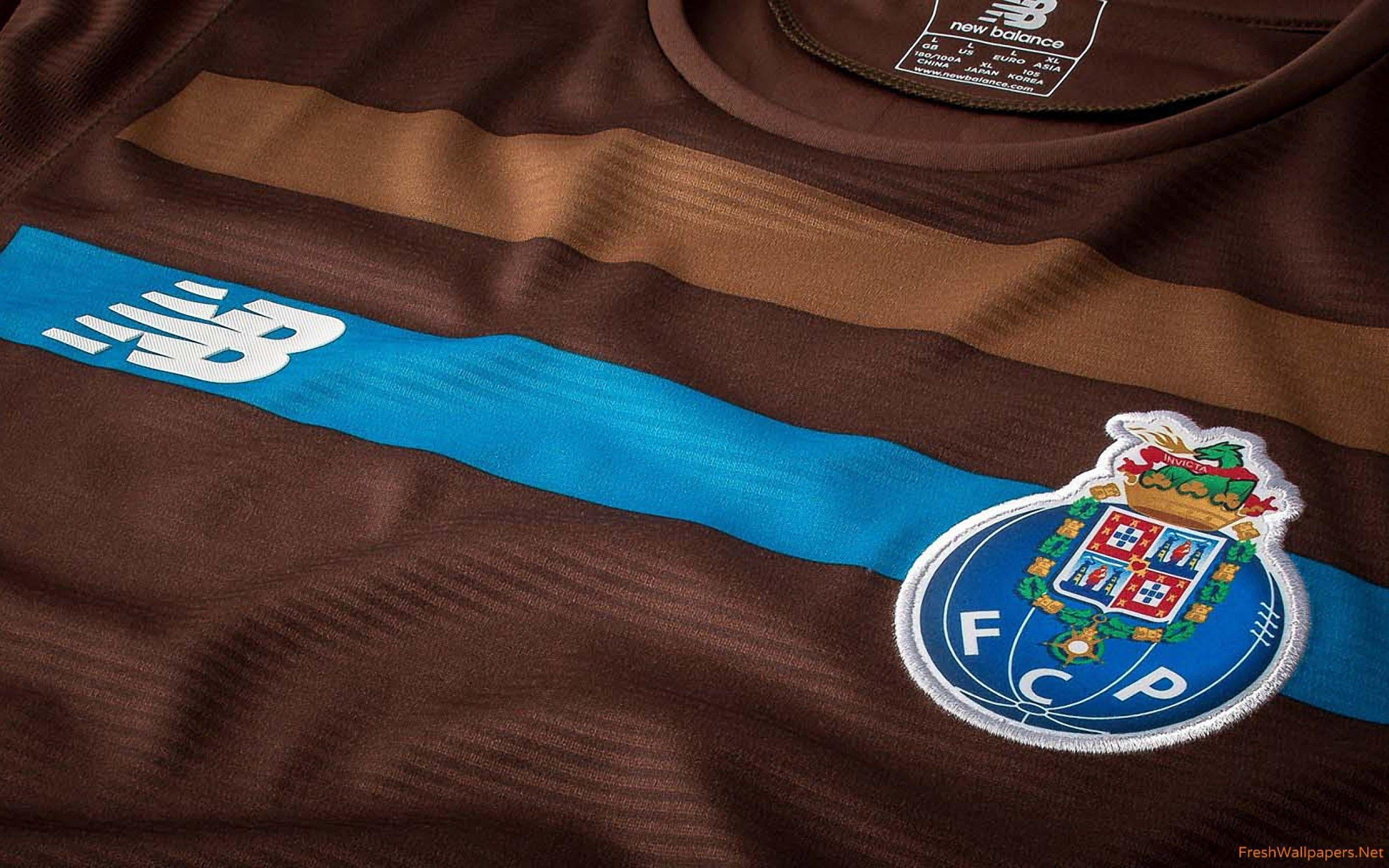 FC Porto 2015-2016 New Balance Away Jersey wallpapers ...