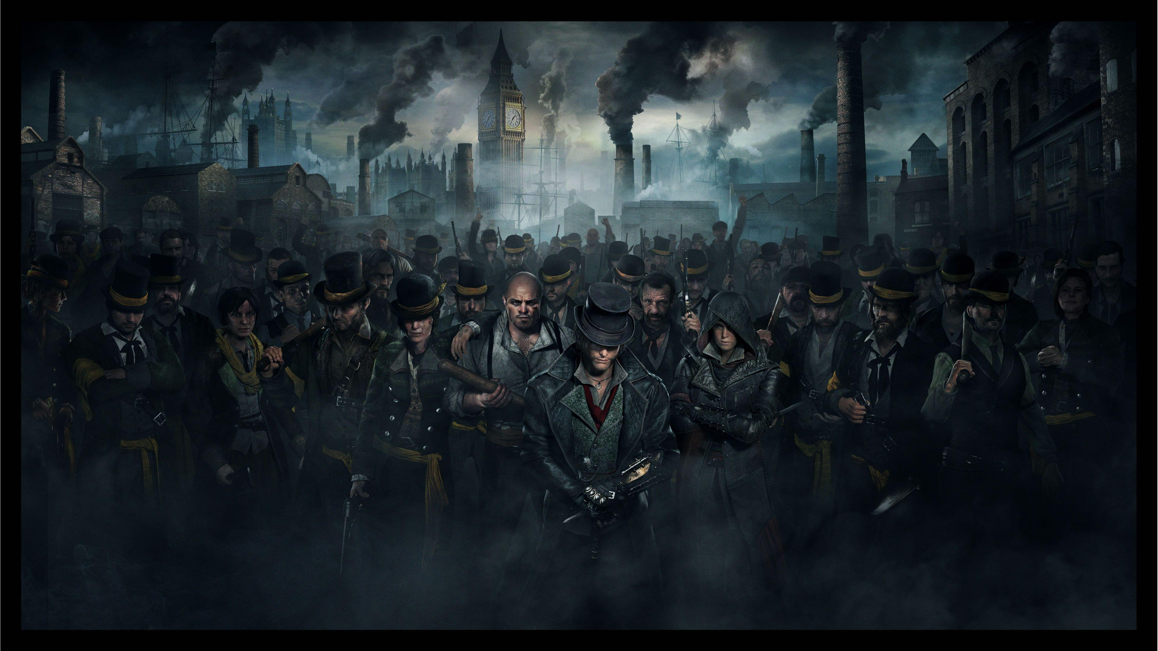 Assassin S Creed Syndicate Wallpapers Wallpaper Cave