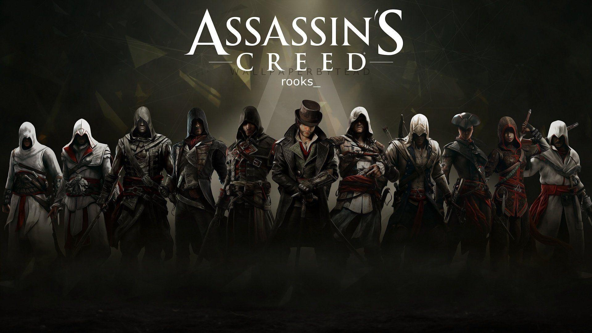 1093 Assassin's Creed HD Wallpapers