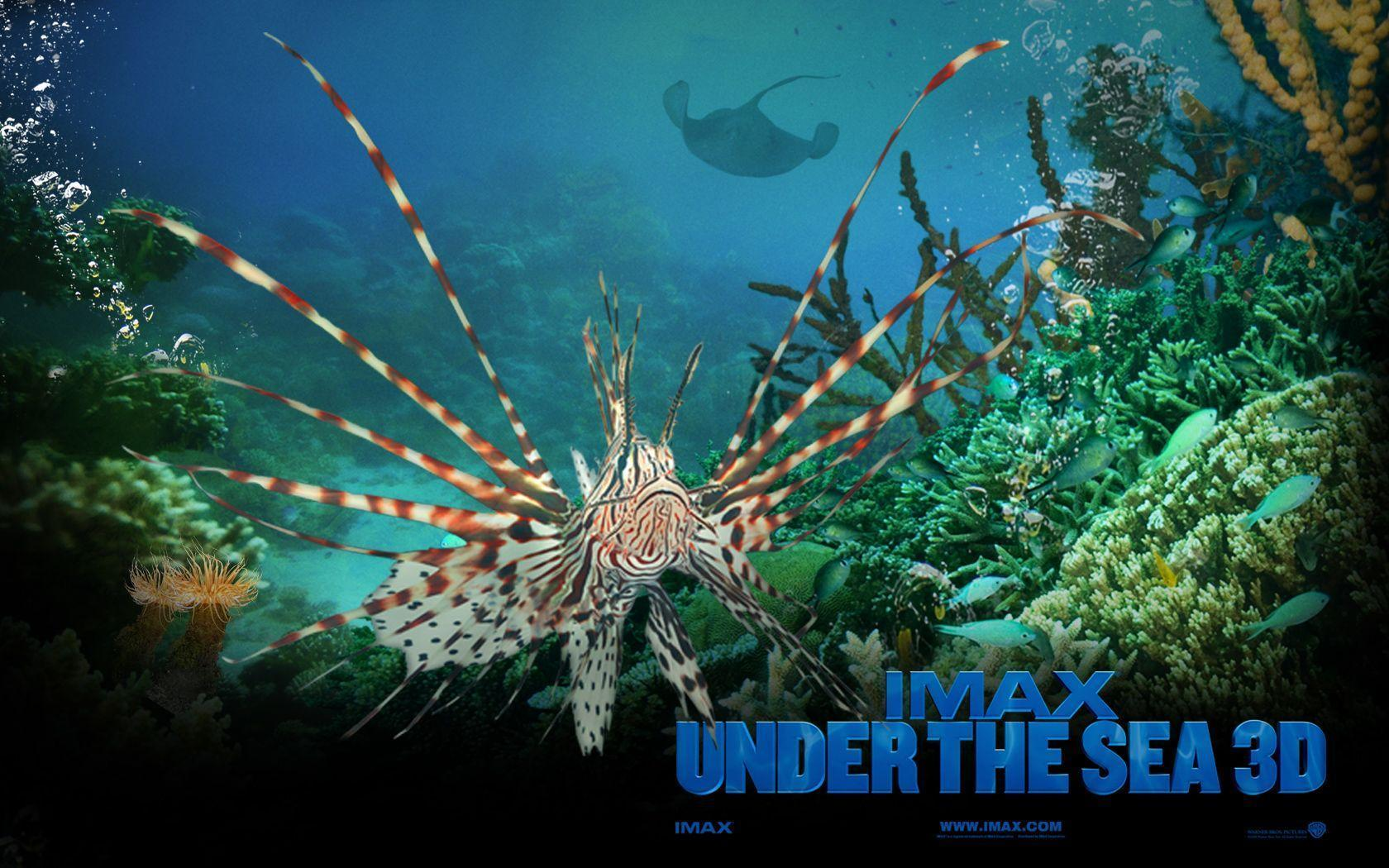 under the sea wallpapers - photo #20