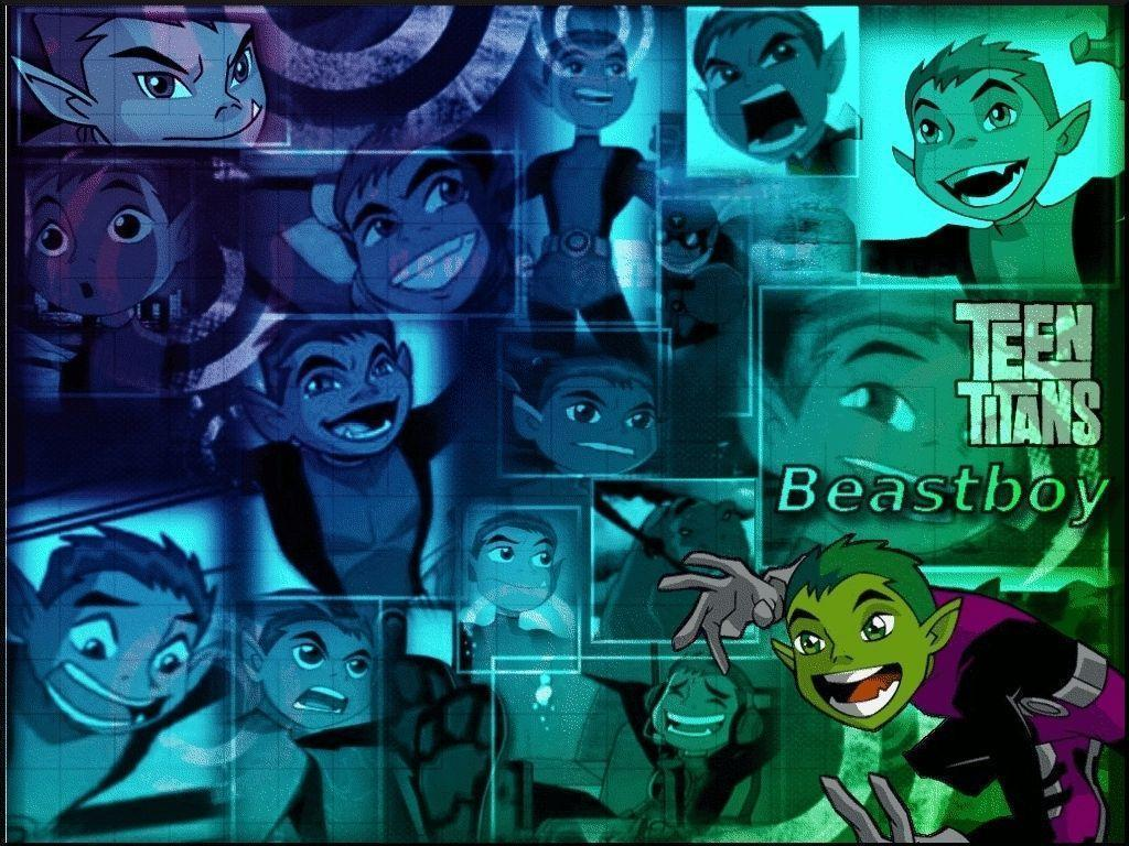 Collection of Beast Boy Wallpapers on HDWallpapers