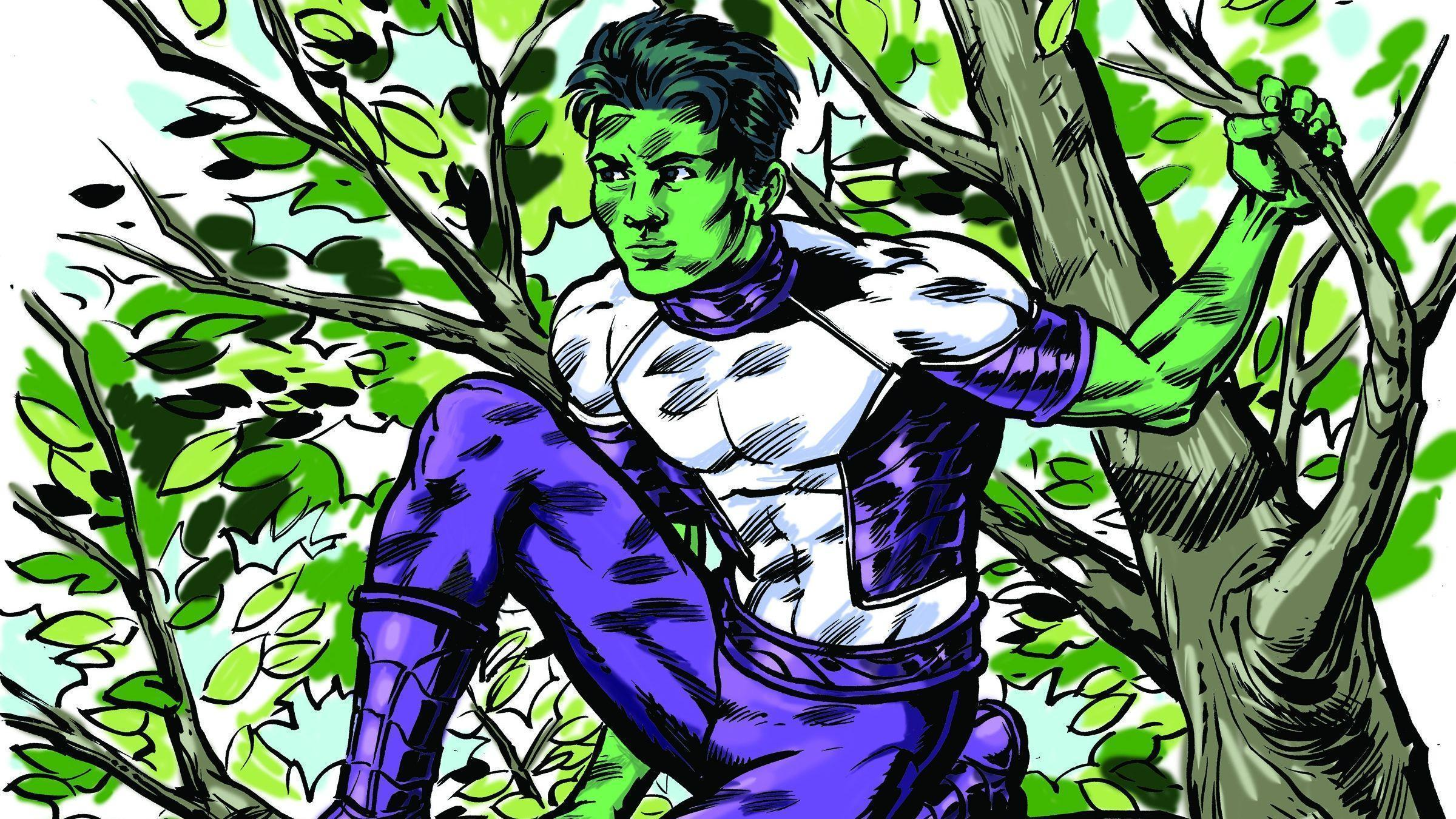 2 Beast Boy HD Wallpapers