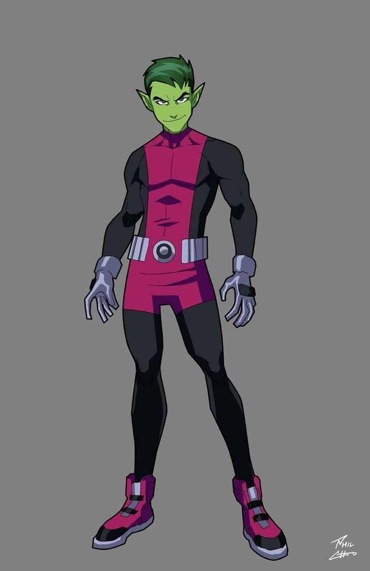1000+ image about Beast Boy