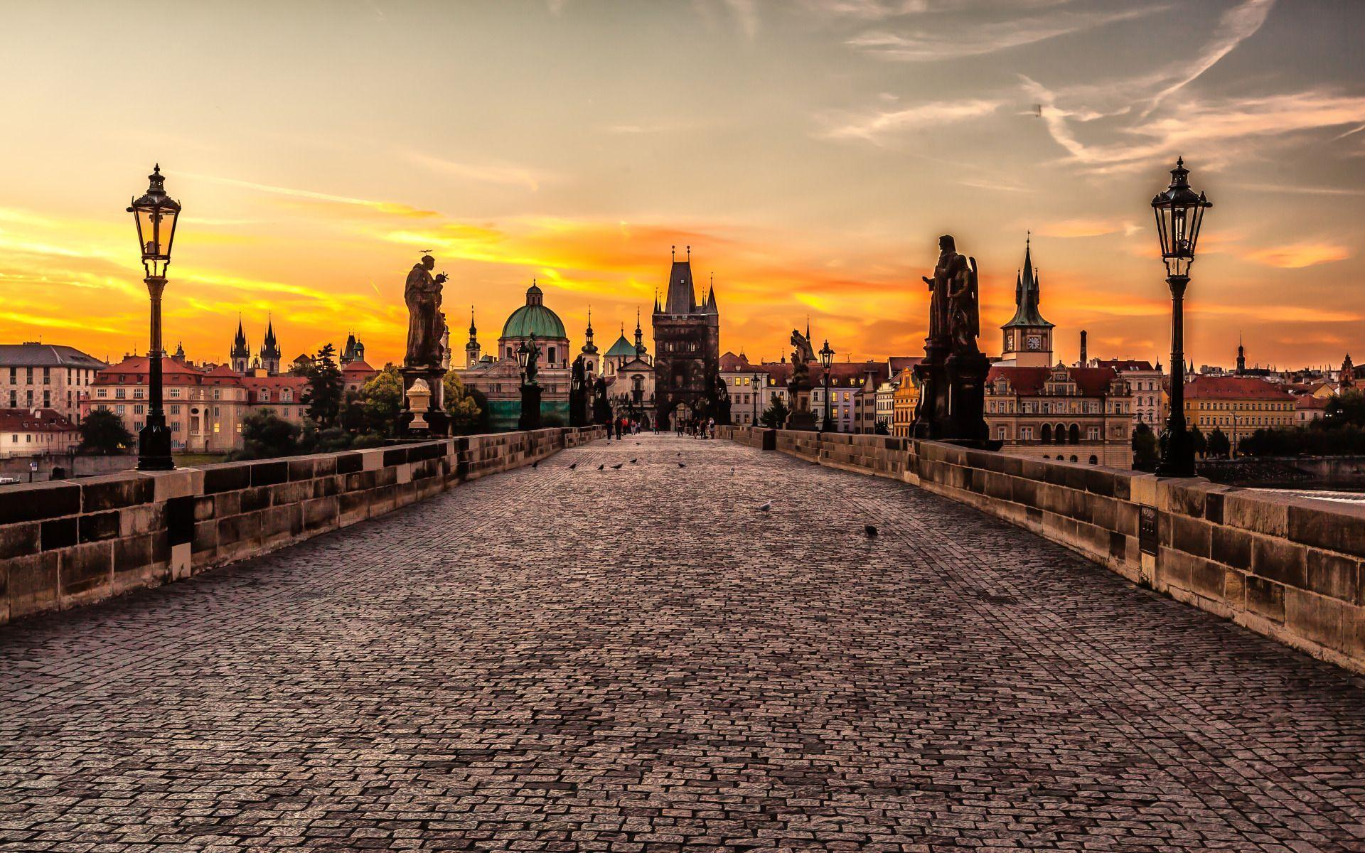 SQS69: Prague Wallpapers in Best Resolutions, HQFX