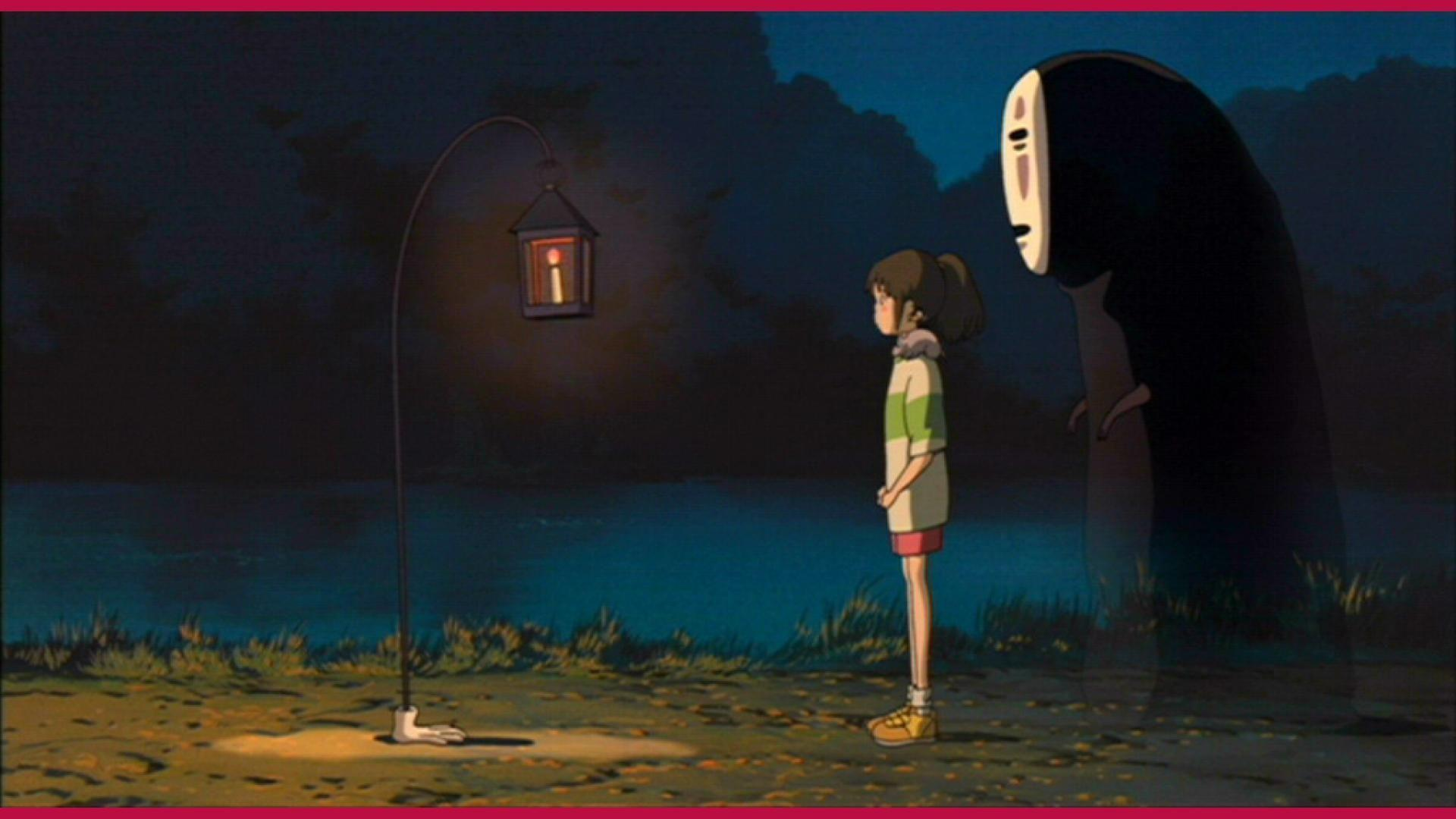 Spirited Away Wallpaper A Viagem De Chihiro Wallpaper 402749