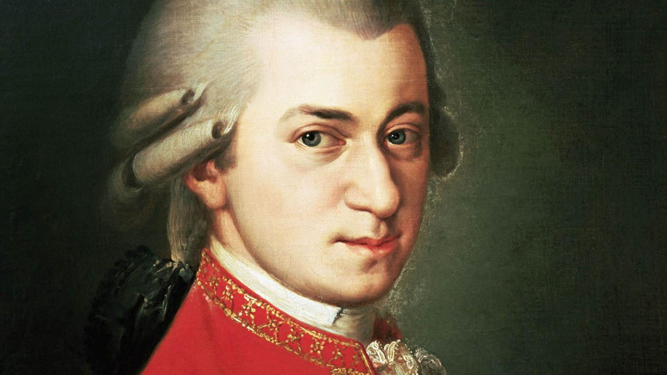Mozart Wallpapers Page 1