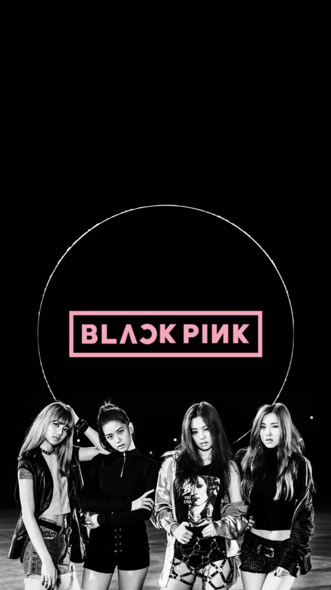 elegant black pink android wallpaper � kezanaricom