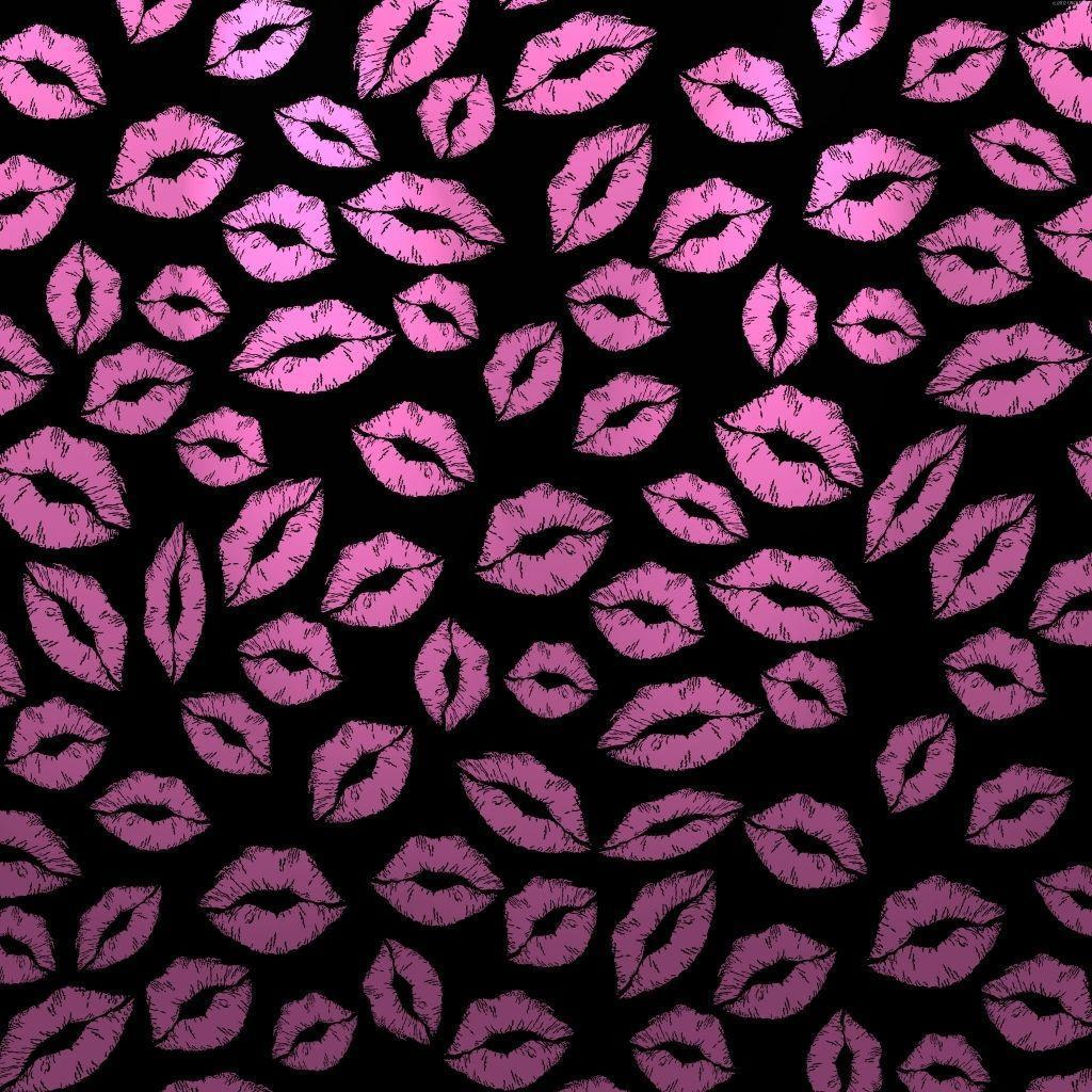 Wallpaper Black Pink