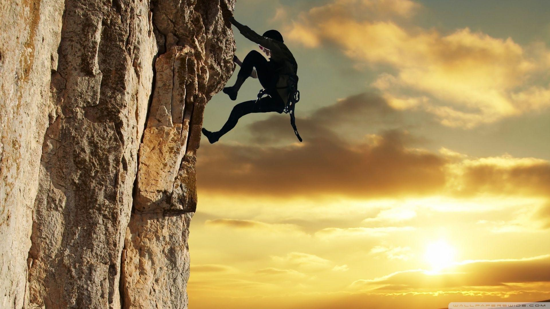 Rock Climbing HD desktop wallpapers : High Definition : Fullscreen
