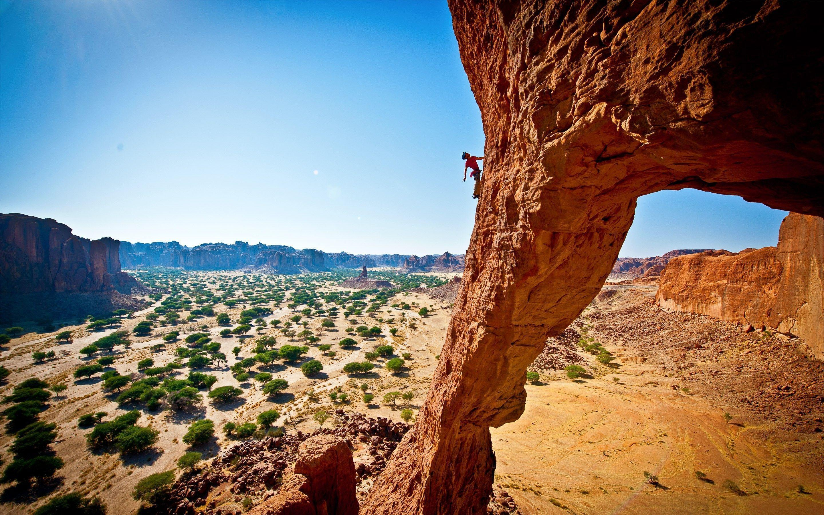 photography, Nature, Landscape, Rock Climbing, Climbing, Desert