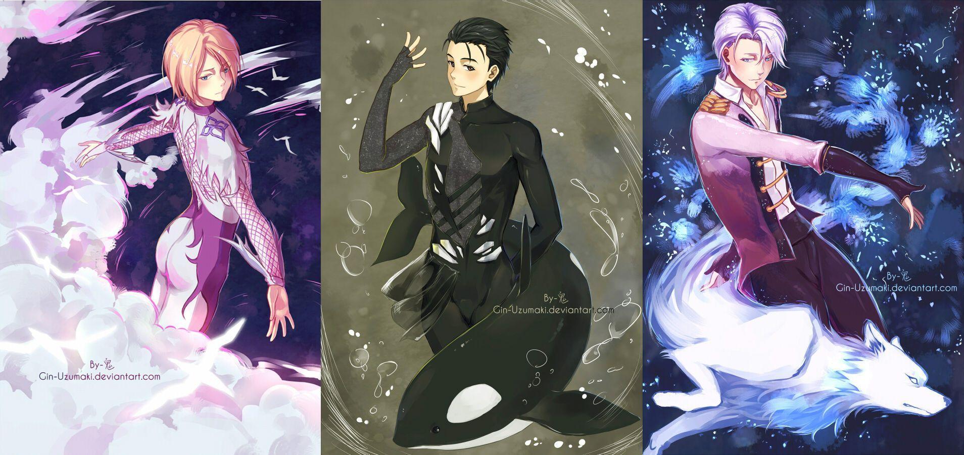 Yuri On Ice Yurio Wallpaper - Singebloggg