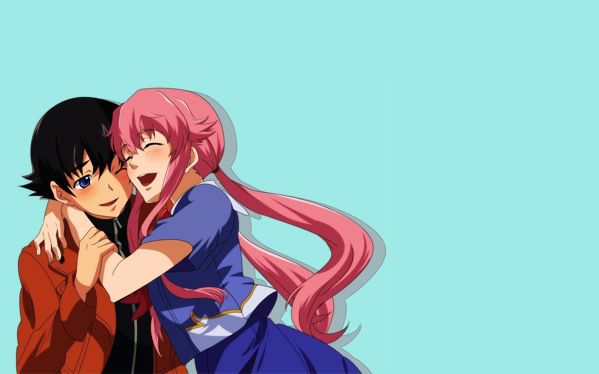 yandere anime girls mirai - photo #11