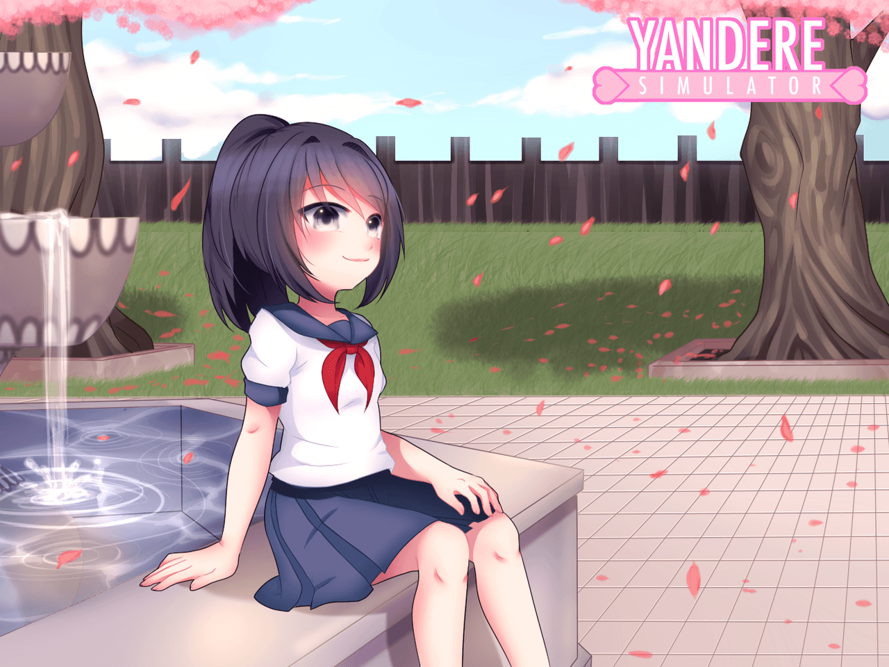 Yandere Wallpapers Wallpaper Cave