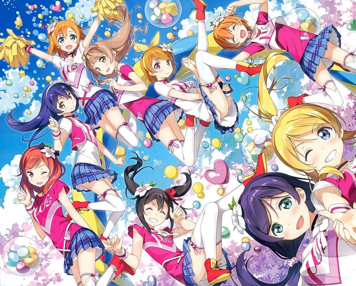 PC23 Love Live Wallpapers HD Photos