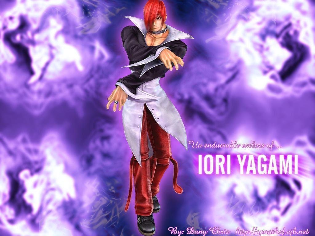 iori yagami desktop