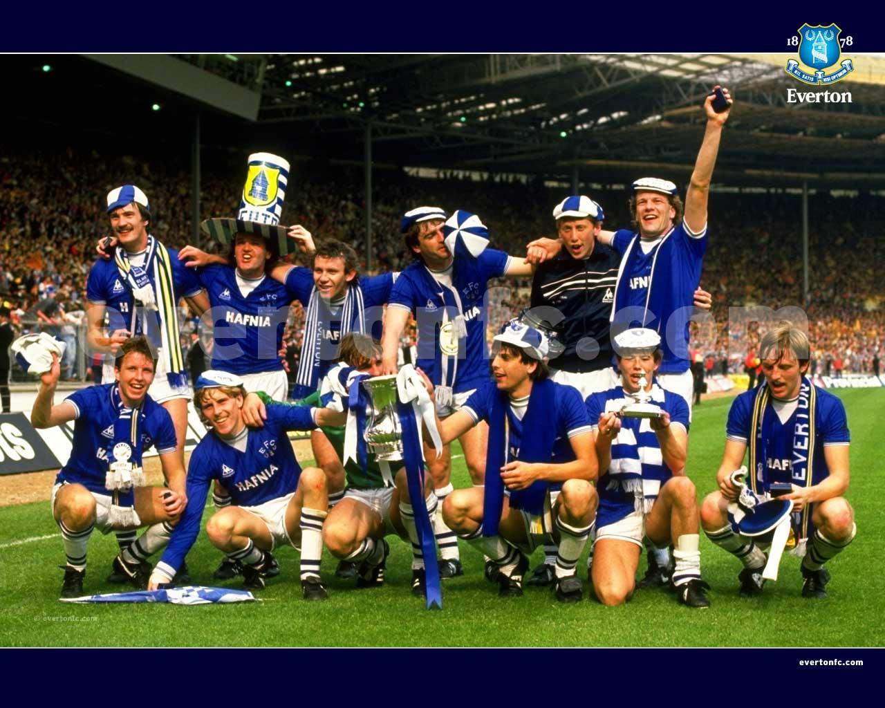 Everton F.C. Wallpapers - Wallpaper Cave