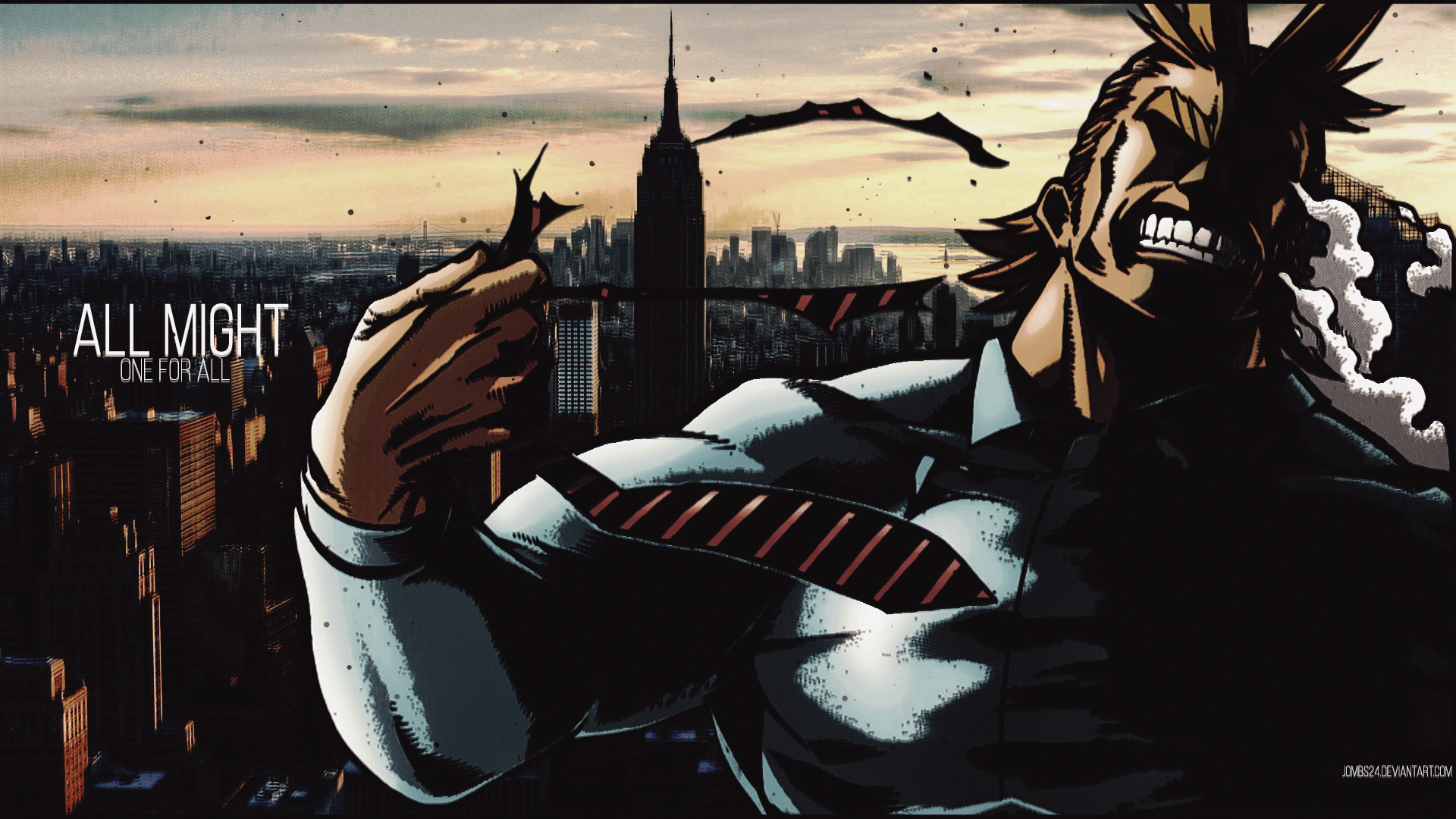 169 All Might HD Wallpapers