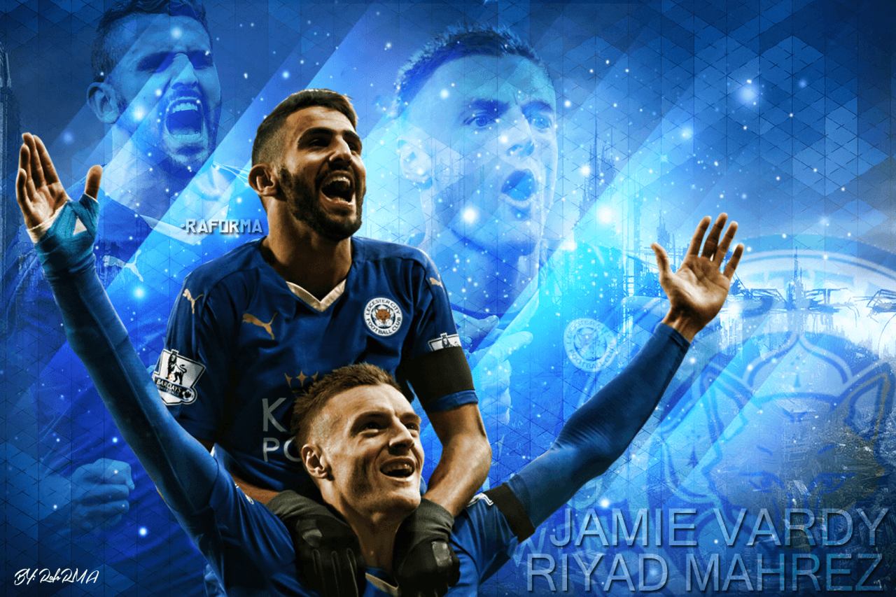 Riyad Mahrez Wallpapers
