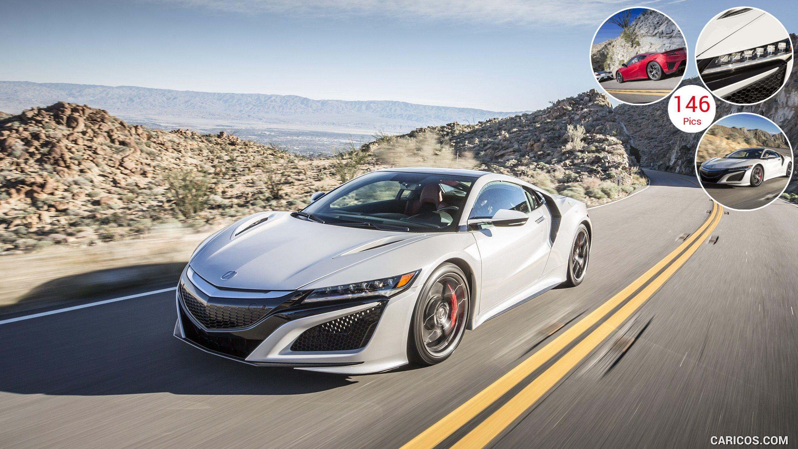 2017 Acura NSX Wallpapers - Wallpaper Cave