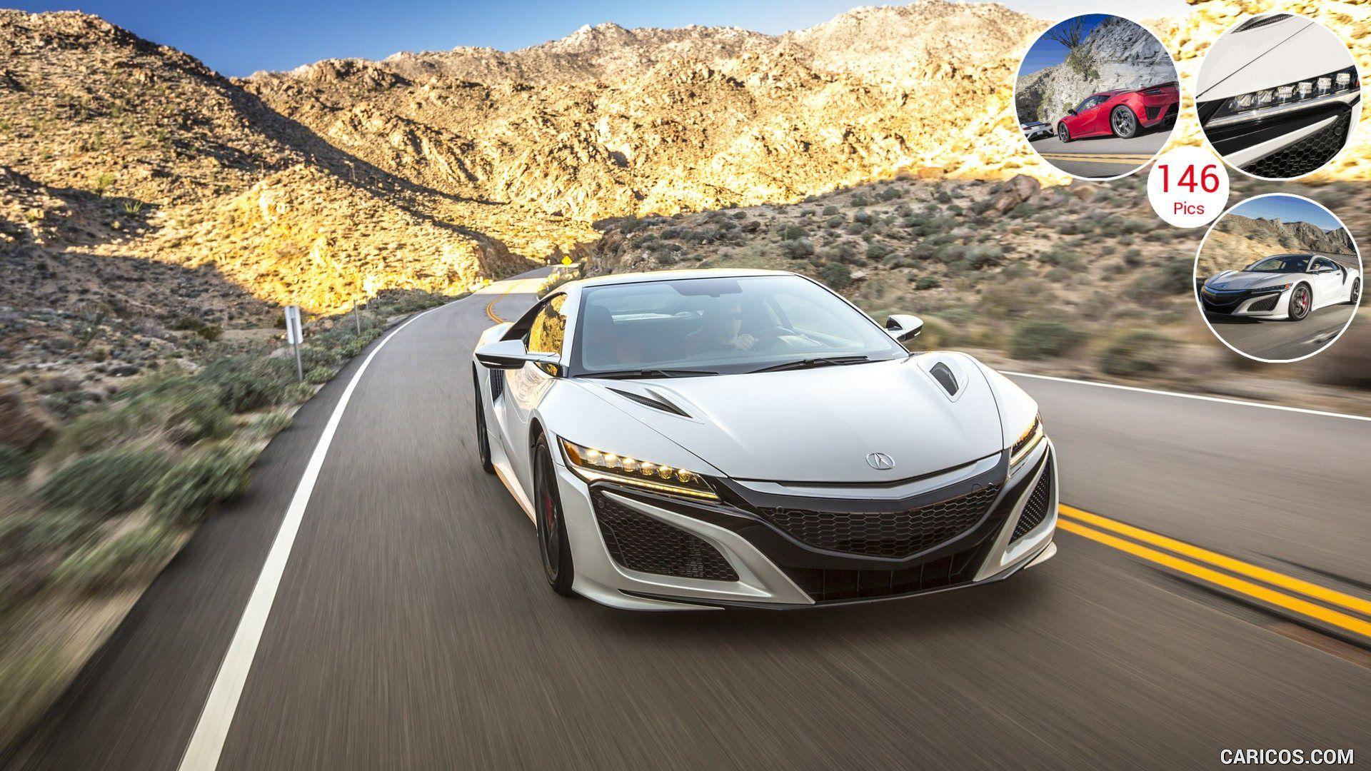 2017 Acura NSX Wallpapers - Wallpaper Cave Acura Nsx Wallpaper