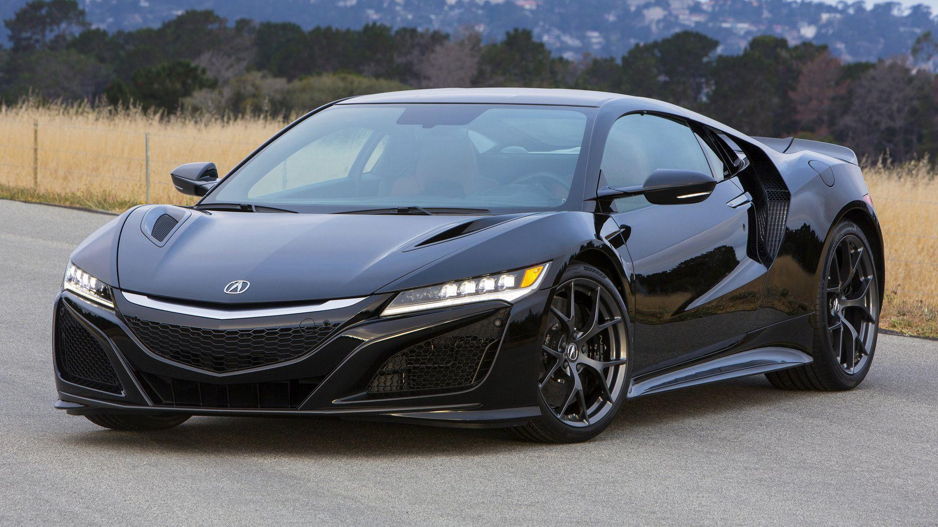 Acura NSX (2017) Wallpapers and HD Images - Car Pixel