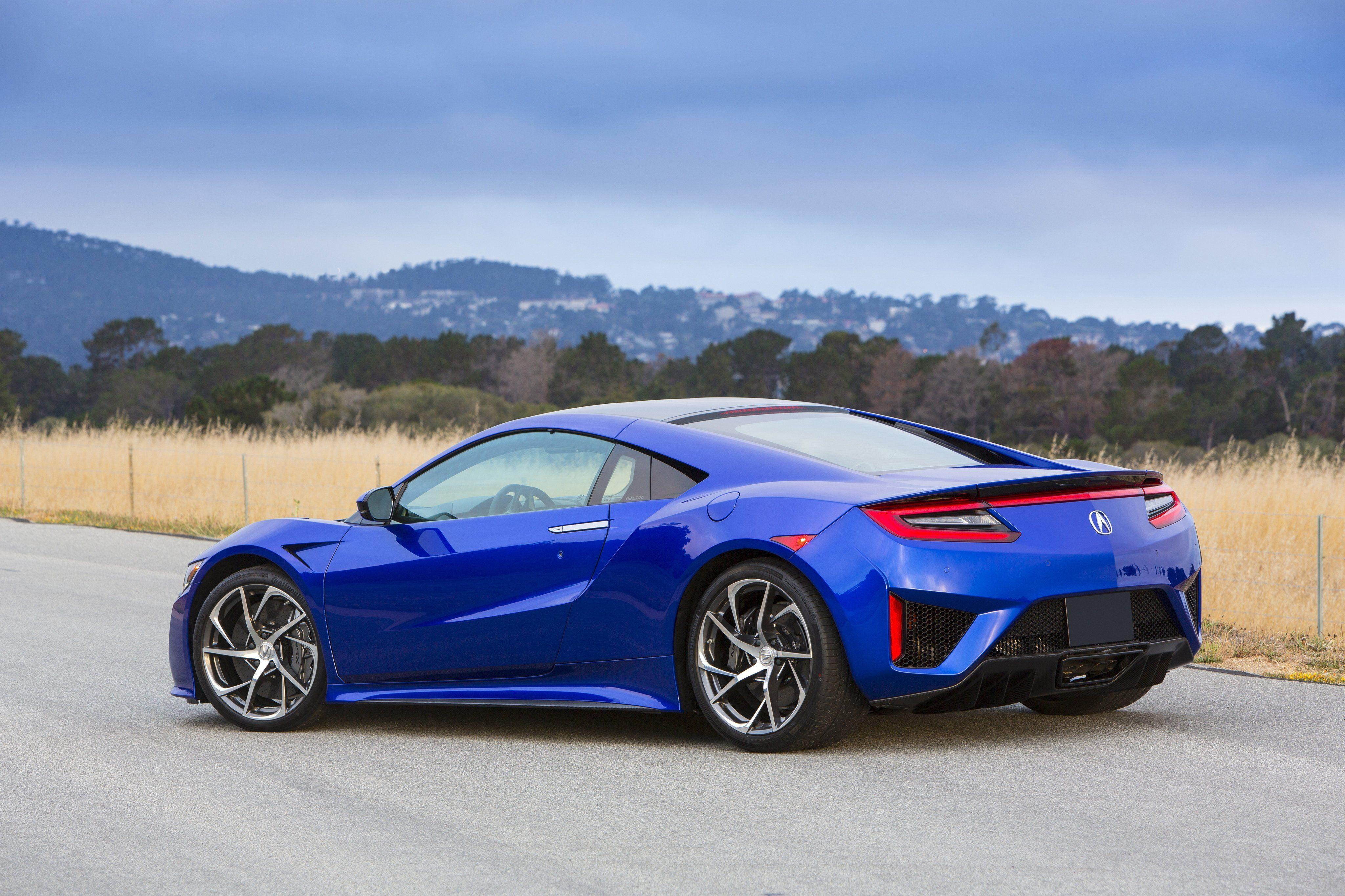 Acura Nsx Backgrounds