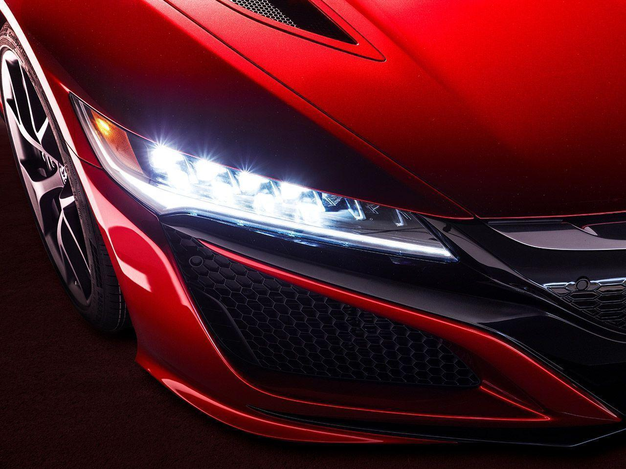 Acura NSX 2017 Wallpapers