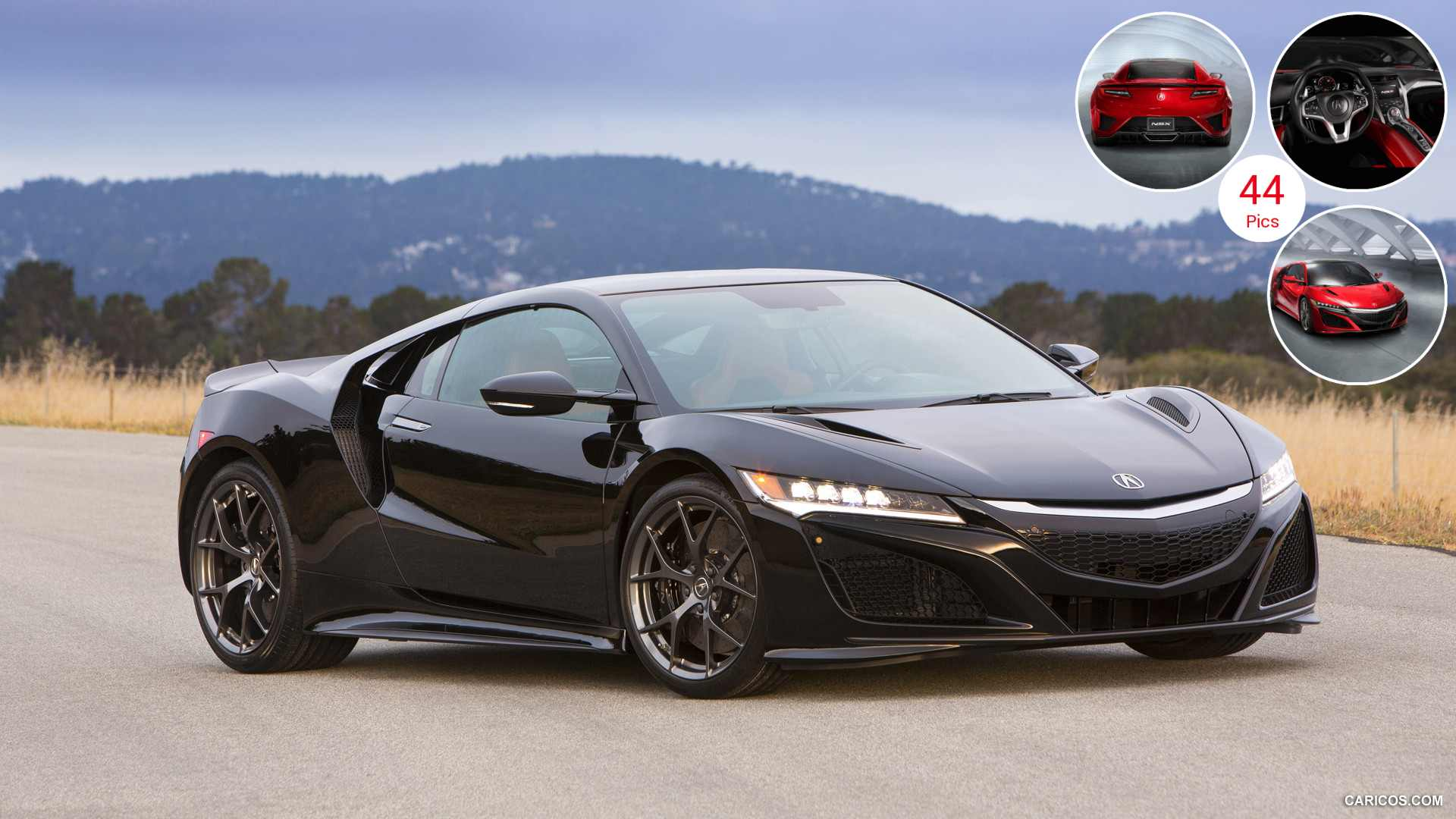 2016 Acura NSX - Front | HD Wallpaper #18