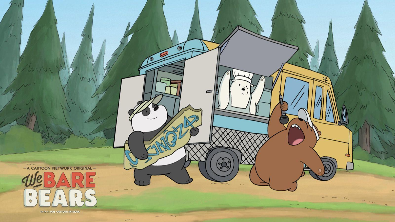 We Bare Bears Wallpaper - WallpaperSafari