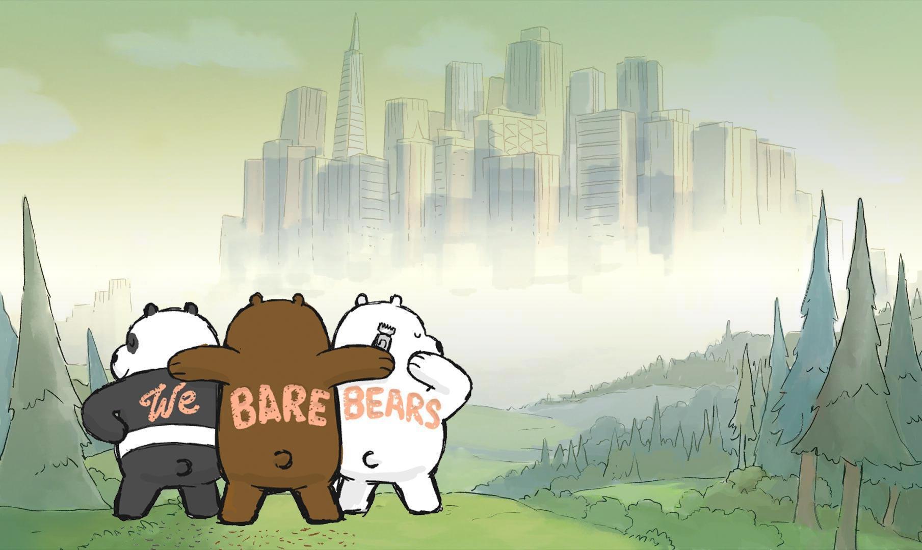 we bare bears christmas wallpaper - photo #36