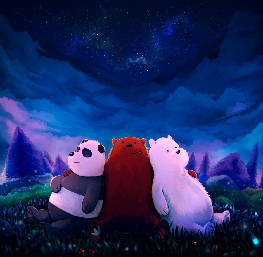 We Bare Bears Wallpapers Wallpaper Cave