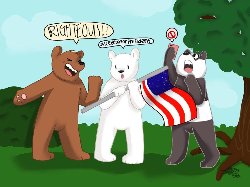 We Bare Bears by Fuzzy-Kit on DeviantArt