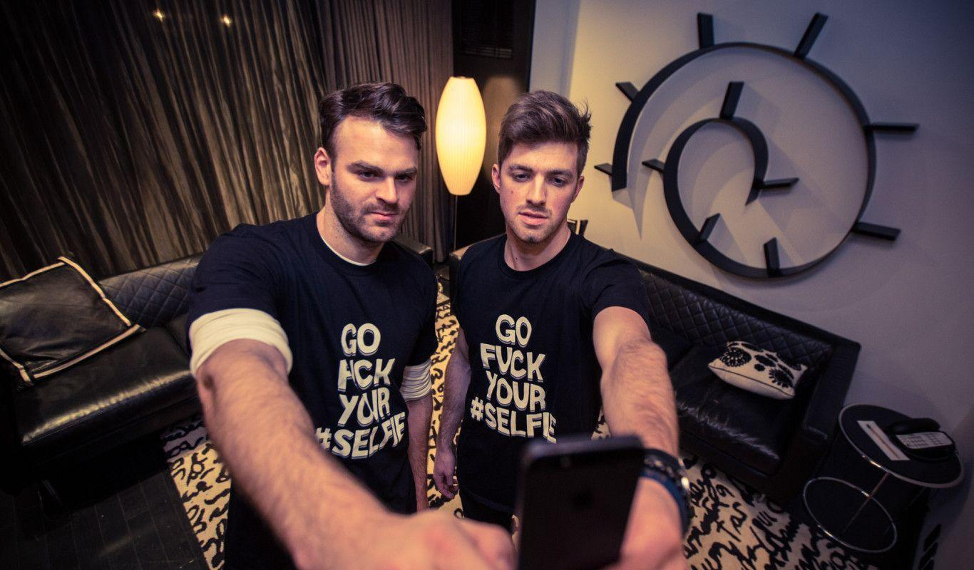 The Chainsmokers Selfie Wallpaper | Full HD Pictures
