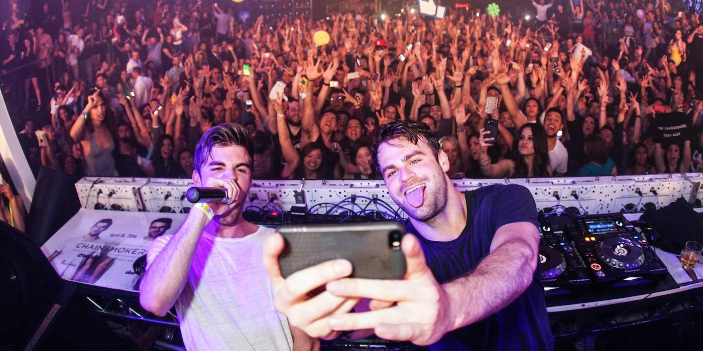 The Chainsmokers Drop Release Date of Album On the Red Carpet [Watch]