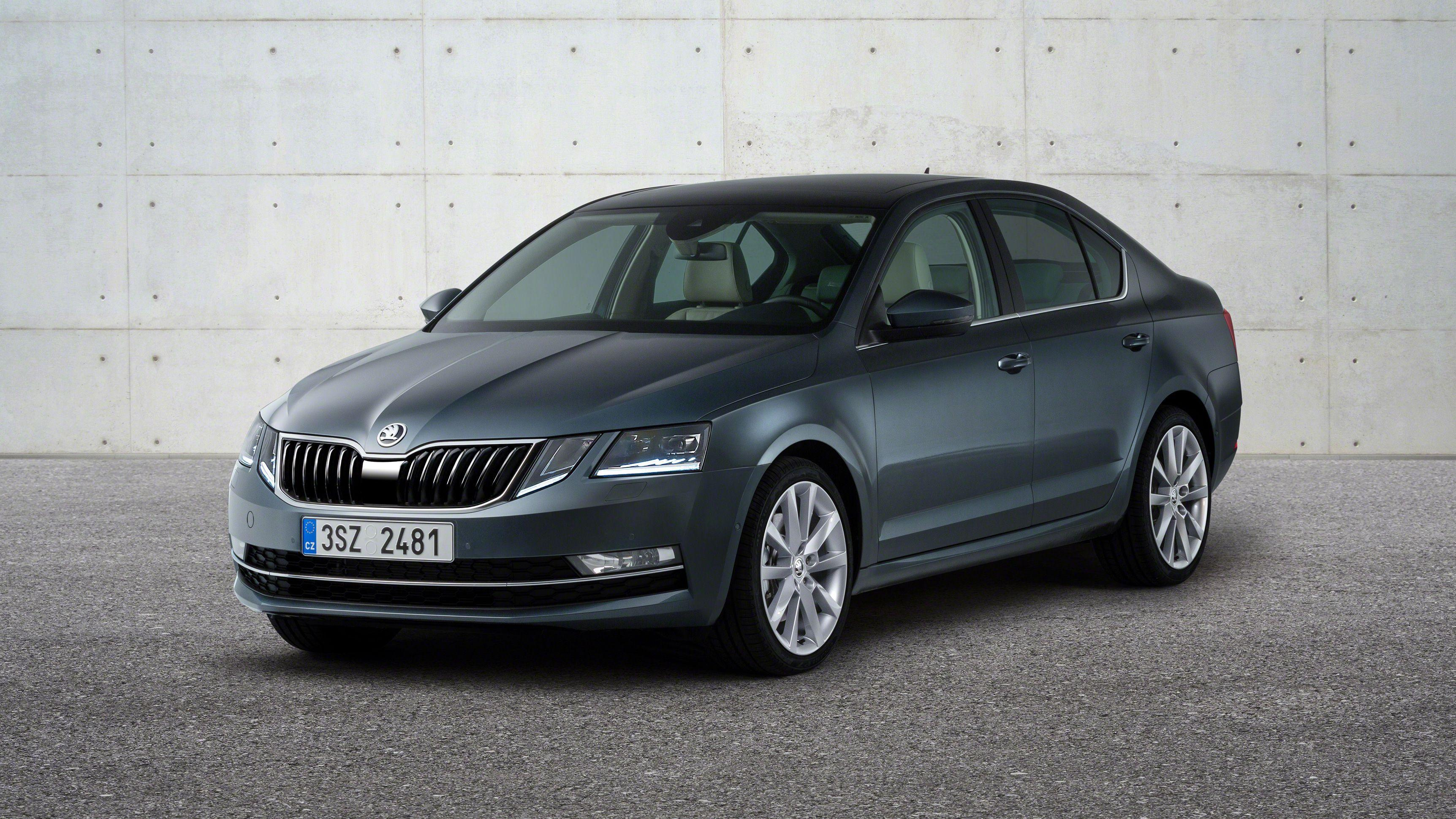 2017 Skoda Octavia Wallpapers