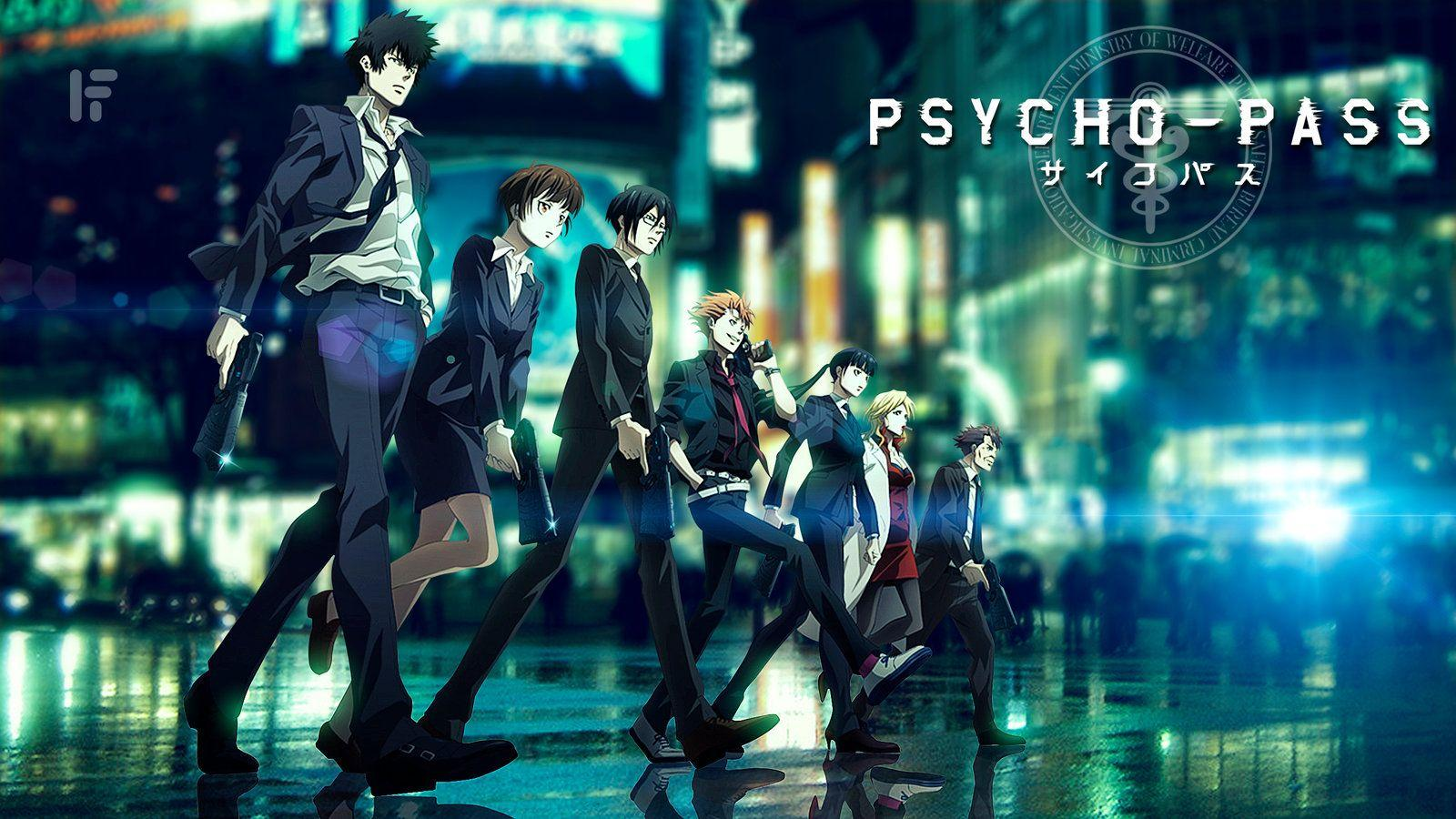 Psycho-Pass Wallpapers - Wallpaper Cave