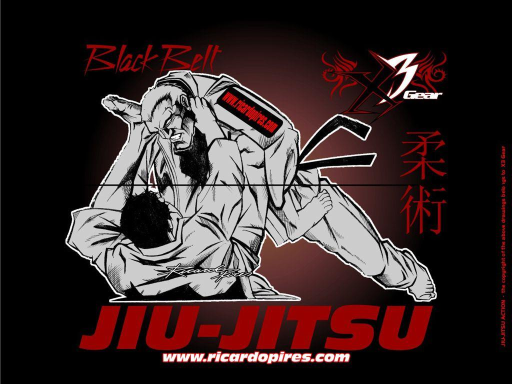 Gracie Jiu Jitsu Wallpapers