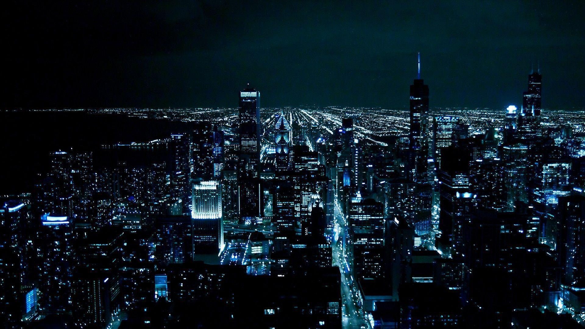 Night City Wallpapers