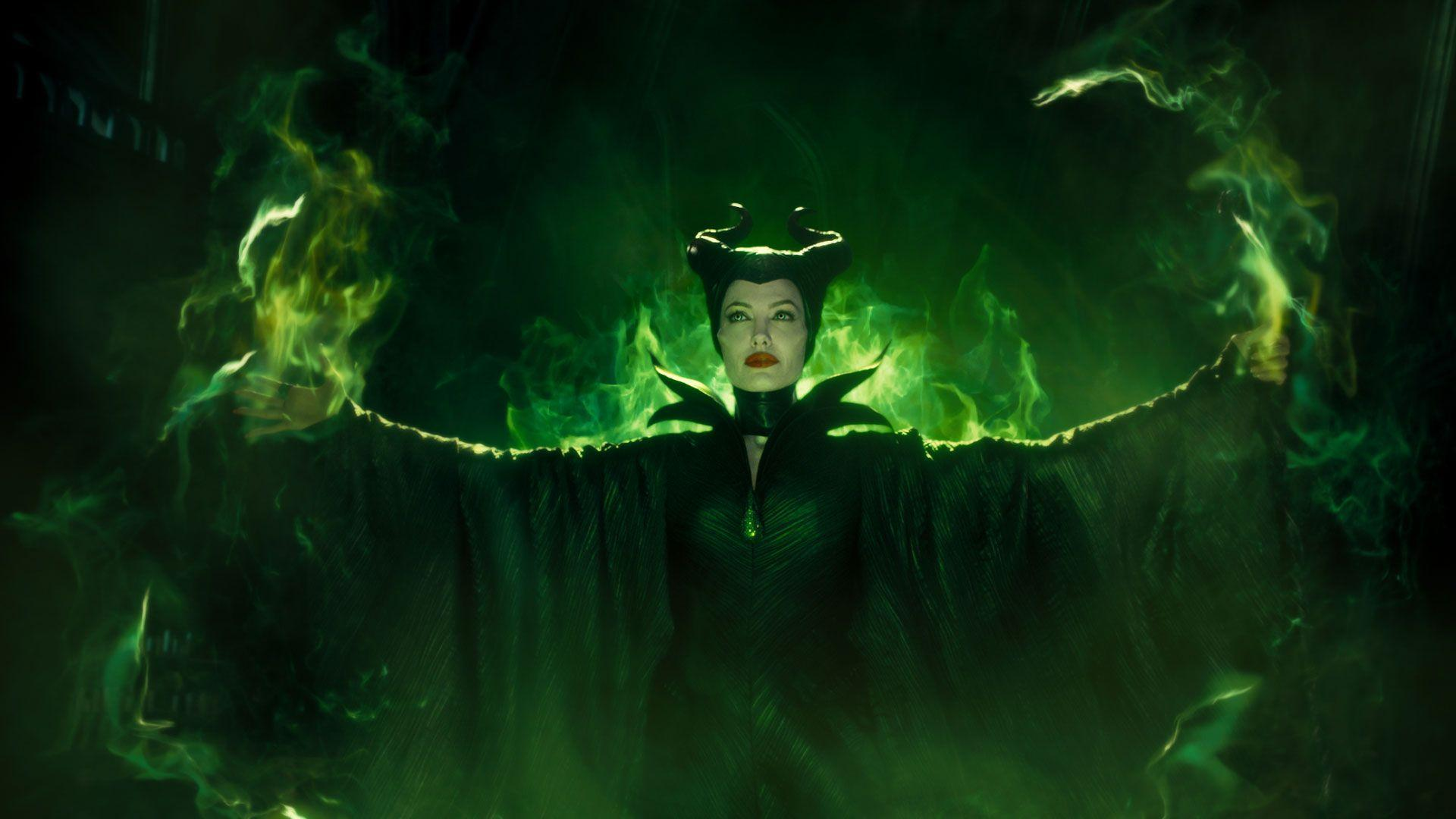 54 Maleficent HD Wallpapers