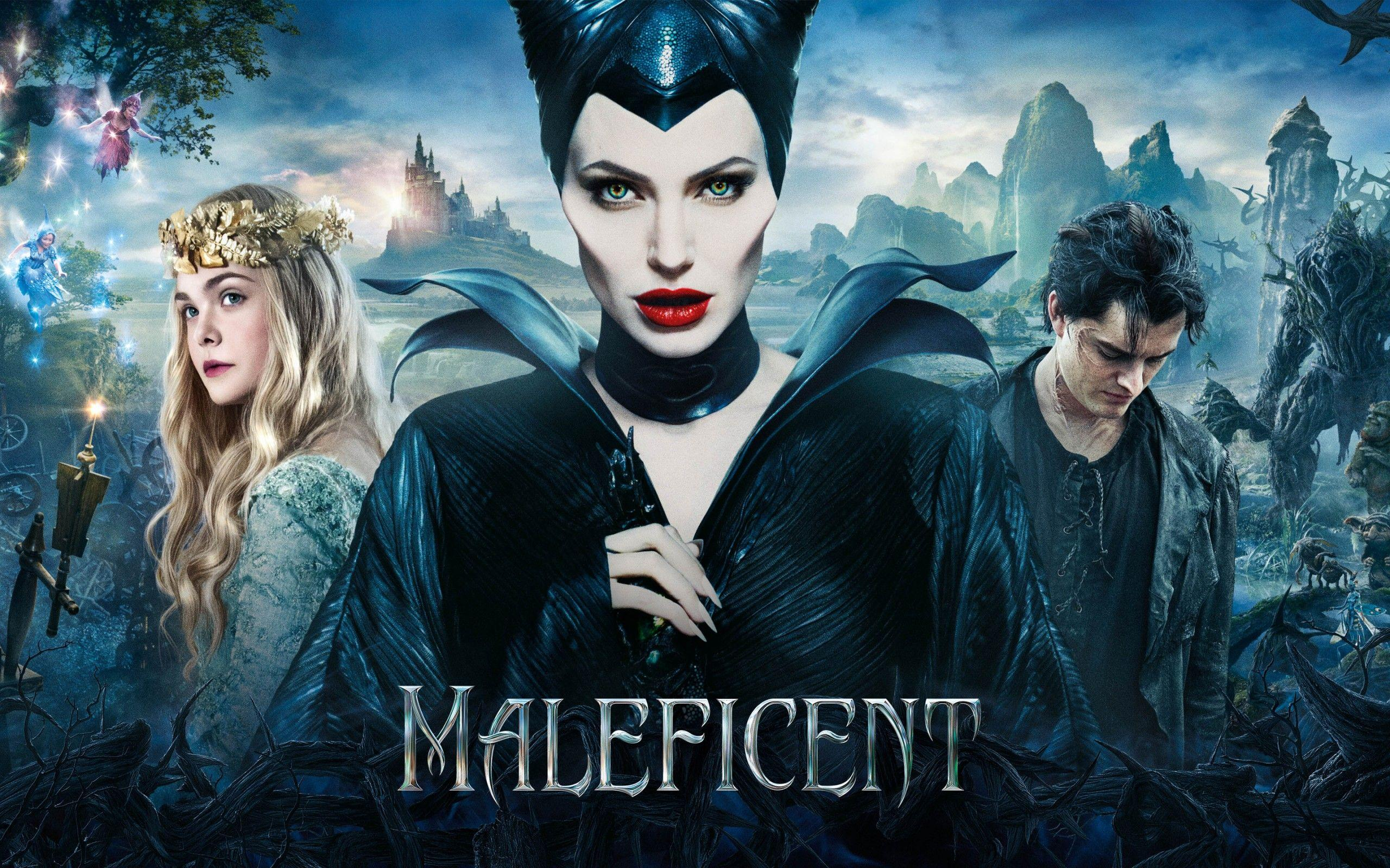 Maleficent 2014 Movie Wallpapers