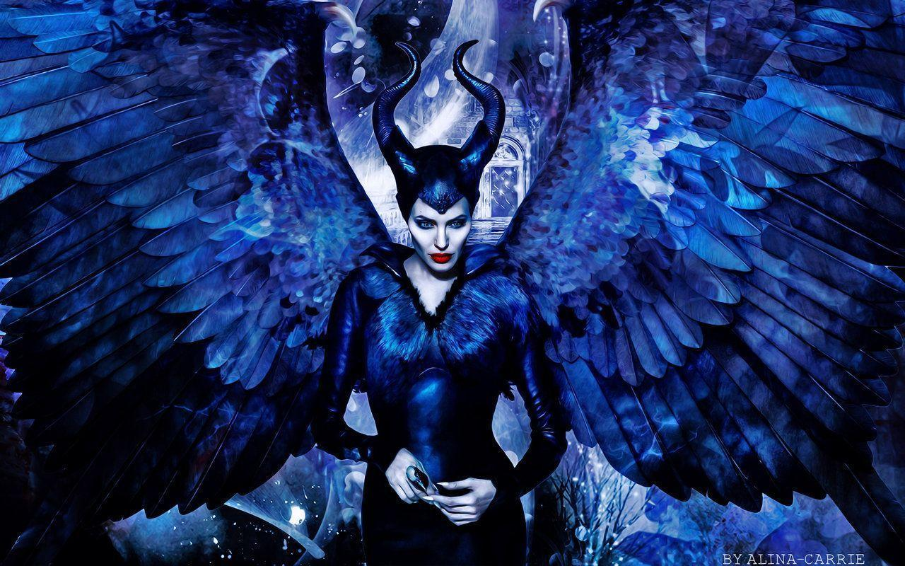 Maleficent HD Desktop Wallpapers