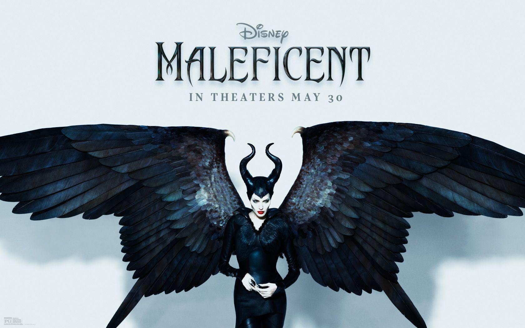 Maleficent Official Wallpapers for iPad and PC