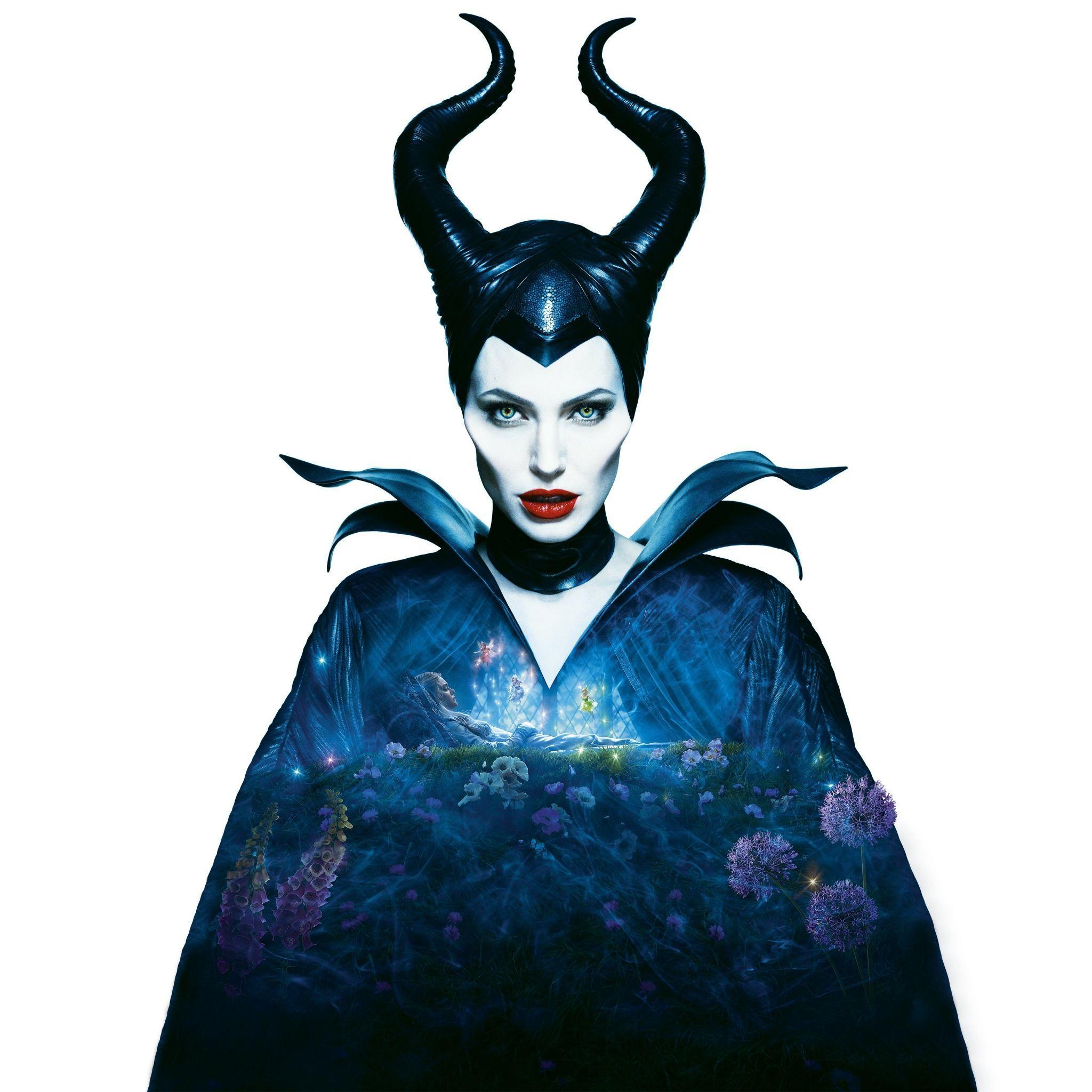 New iPad Air, 4, 3, iPad mini Retina Maleficent Wallpapers HD