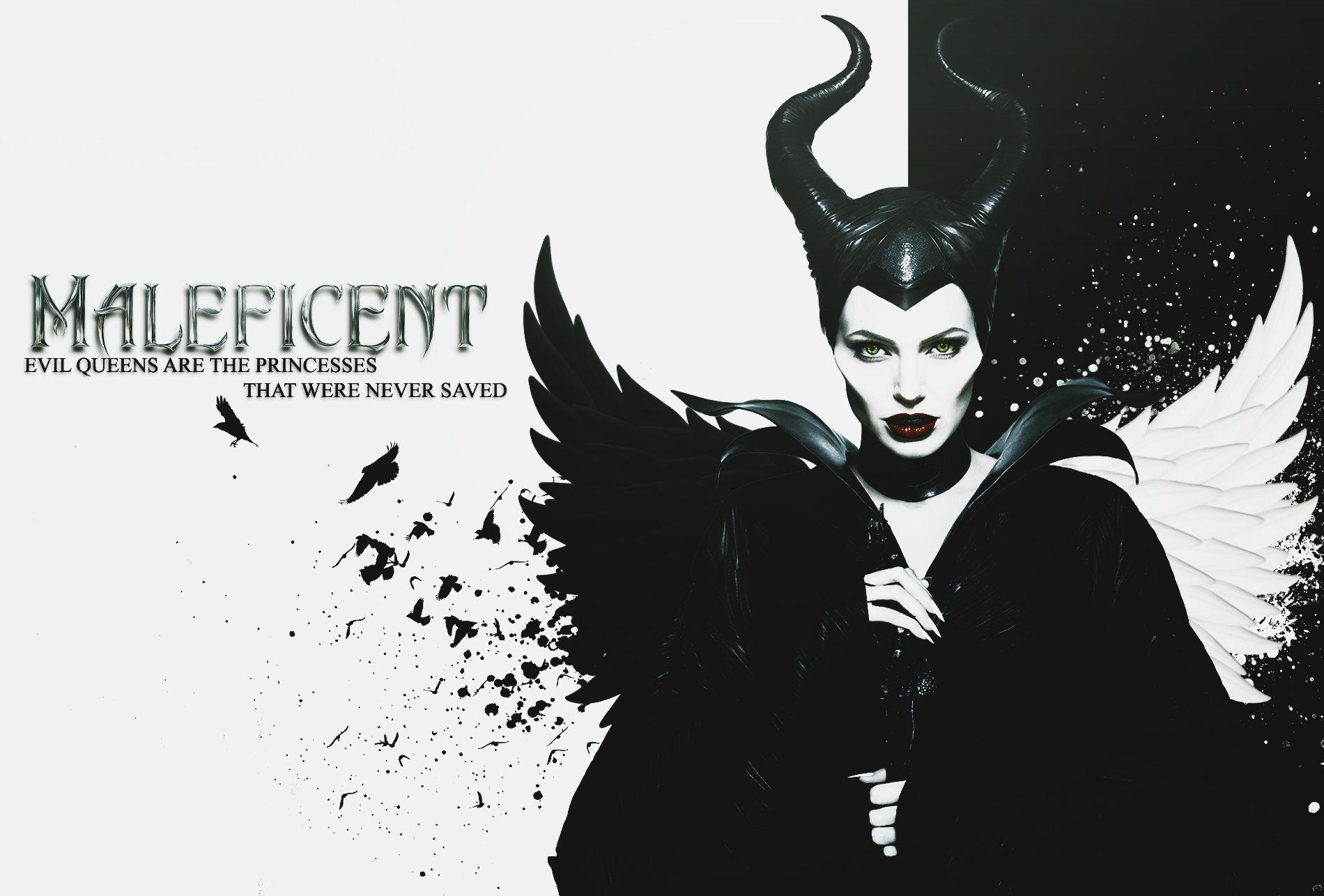 Maleficent Wallpaper Wallpaper Ideas