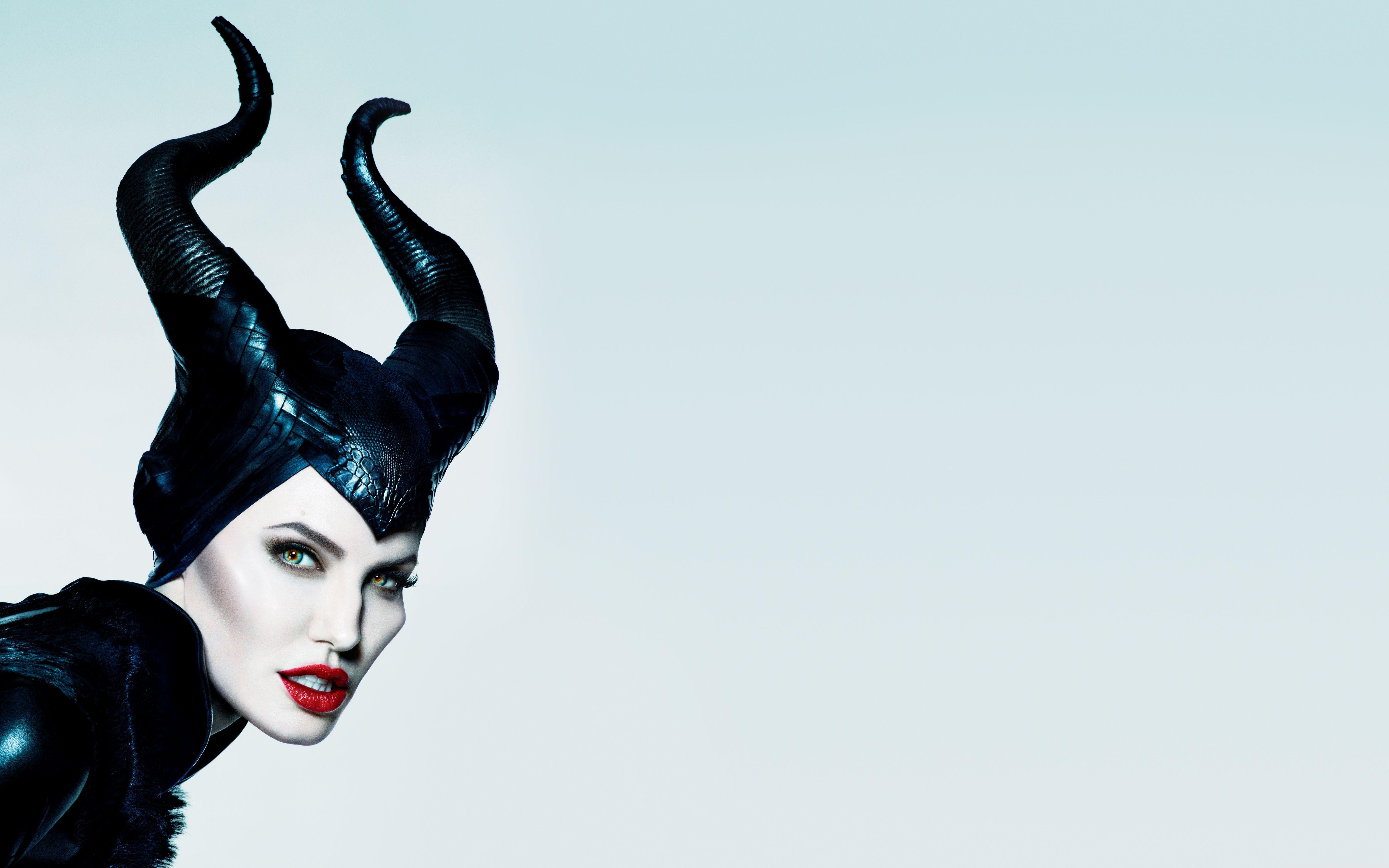 Maleficent Angelina Jolie 2014 HD desktop wallpapers : High